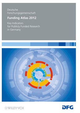 Abbildung von Funding Atlas 2012 | 2013 | Key Indicators for Publicly Fu...