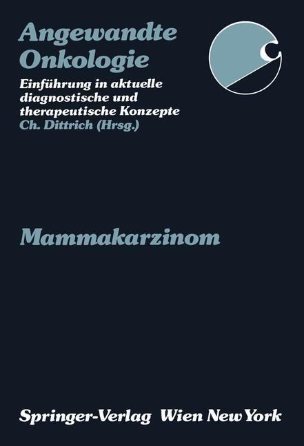 Abbildung von Dittrich | Mammakarzinom | 1992