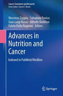 Abbildung von Zappia / Della Ragione / Panico / Budillon / Russo   Advances in Nutrition and Cancer   2013   159