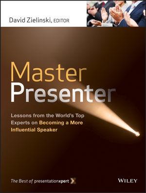 Abbildung von Zielinski   Master Presenter   2013