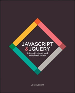 JavaScript and JQuery | Duckett, 2014 (Cover)