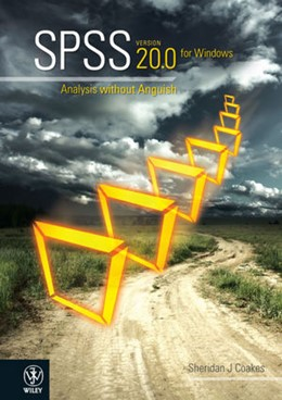Abbildung von Coakes | SPSS Version 20.0 for Windows | 2012 | Analysis without Anguish