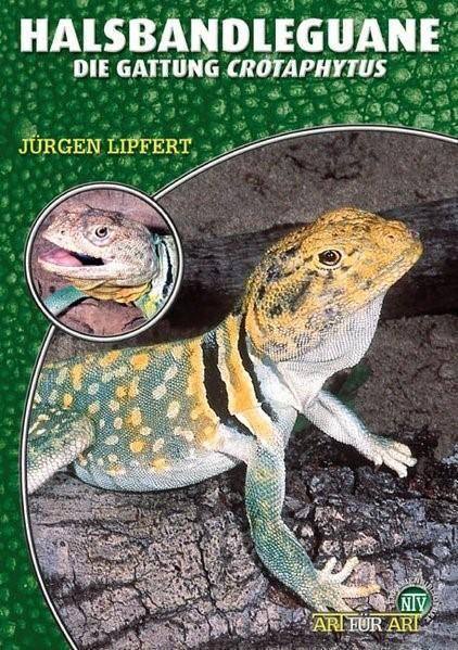 Halsbandleguane | Lipfert, 2004 | Buch (Cover)