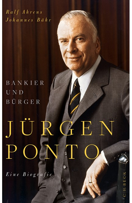 Cover: Johannes Bähr|Ralf Ahrens, Jürgen Ponto