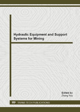 Abbildung von You | Hydraulic Equipment and Support Systems for Mining | 2013 | Selected, peer reviewed papers... | Volume 619