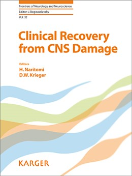 Abbildung von Naritomi / Krieger | Clinical Recovery from CNS Damage | 2013 | 32