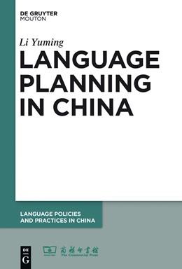 Abbildung von Yuming   Language Planning in China   2015   4