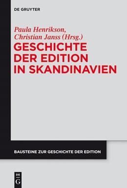 Abbildung von Henrikson / Janss   Geschichte der Edition in Skandinavien   2013