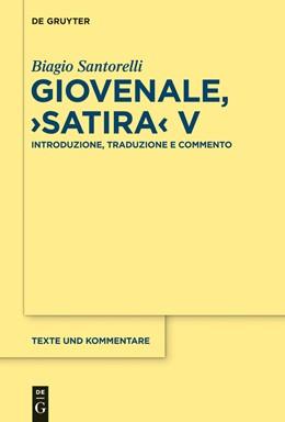 Abbildung von Santorelli | Giovenale,