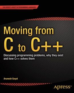 Abbildung von Moving from C to C++ | 2013 | Discussing programming problem...