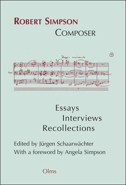 Abbildung von Schaarwächter | Robert Simpson: Composer | 2013 | 2013 | Essays, Interviews, Recollecti... | 74