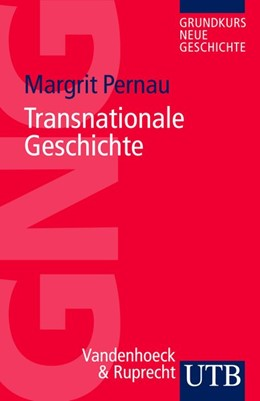 Abbildung von Pernau   Transnationale Geschichte   2013