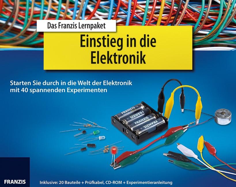 Lernpaket Einstieg in die Elektronik | Kainka, 2013 | Buch (Cover)
