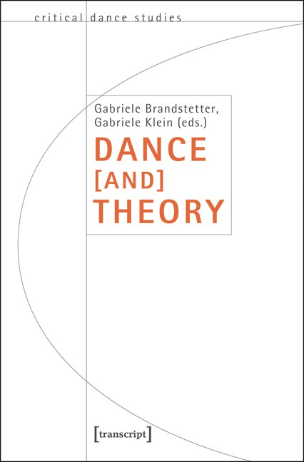 Dance [and] Theory | Brandstetter, 2012 | Buch (Cover)