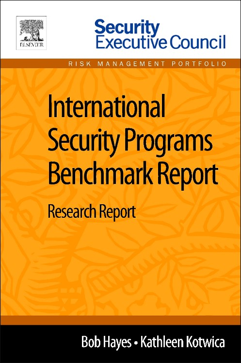 Abbildung von Kotwica | International Security Programs Benchmark Report | 2013