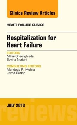 Abbildung von Gheorghiade / Nodari   Hospitalization for Heart Failure, An Issue of Heart Failure Clinics   2013   9-3