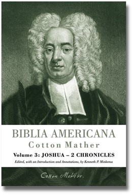 Abbildung von Minkema / Mather | Biblia Americana | 2013 | America's First Bible Commenta...
