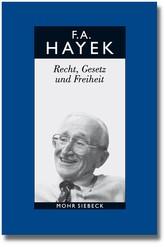 Abbildung von Vanberg   Hayek, Friedrich A. von: Gesammelte Schriften in deutscher Sprache   2013