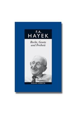 Abbildung von Vanberg | Hayek, Friedrich A. von: Gesammelte Schriften in deutscher Sprache | 2013
