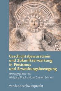 Abbildung von Breul / Schnurr   Geschichtsbewusstsein und Zukunftserwartung in Pietismus und Erweckungsbewegung   Aufl.   2013
