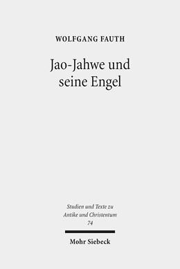 Abbildung von Fauth   Jao-Jahwe und seine Engel   2014   Jahwe-Appellationen und zugehö...   74