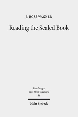 Abbildung von Wagner | Reading the Sealed Book | 2013 | Old Greek Isaiah and the Probl... | 88