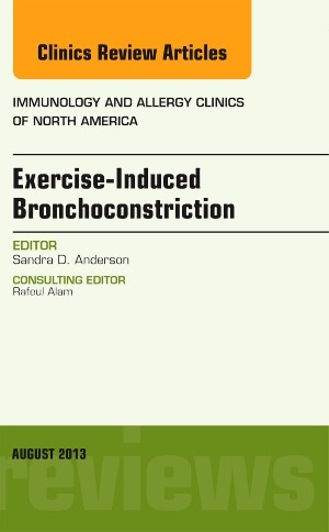 Abbildung von Anderson | Exercise-Induced Bronchoconstriction, An Issue of Immunology and Allergy Clinics | 2013