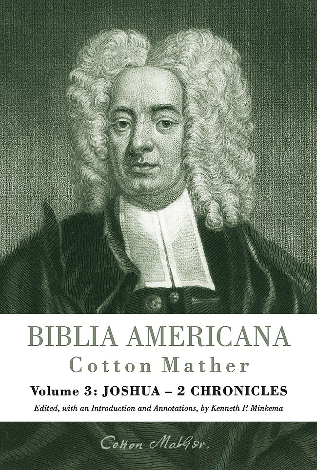 Abbildung von Minkema / Mather | Biblia Americana | 2013