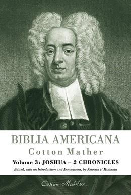 Abbildung von Mather / Minkema | Biblia Americana | 1. Auflage | 2013 | beck-shop.de