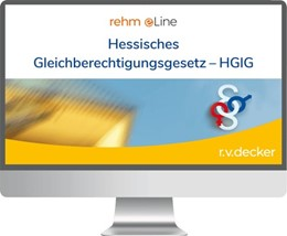 Abbildung von Roetteken | Hessisches Gleichberechtigungsgesetz - HGlG • Online | 1. Auflage | | beck-shop.de
