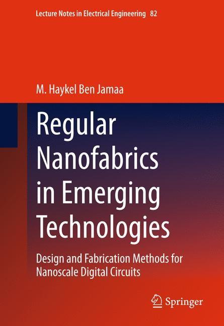 Abbildung von Ben Jamaa | Regular Nanofabrics in Emerging Technologies | 2013