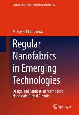 Abbildung von Ben Jamaa | Regular Nanofabrics in Emerging Technologies | 2013 | Design and Fabrication Methods... | 82