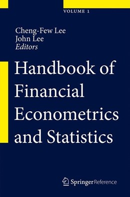 Abbildung von Lee | Handbook of Financial Econometrics and Statistics | 2014
