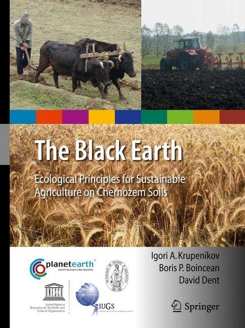 Abbildung von Krupenikov / Boincean / Dent   The Black Earth   2013