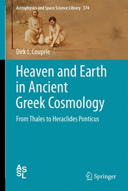 Abbildung von Couprie | Heaven and Earth in Ancient Greek Cosmology | 2013