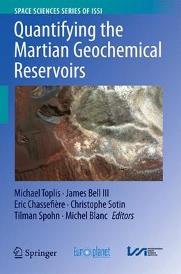 Abbildung von Toplis / Bell III / Chassefière / Sotin / Spohn / Blanc | Quantifying the Martian Geochemical Reservoirs | 2013 | 44