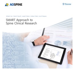Abbildung von Norvell / Dettori / Skelly | SMART Approach to Spine Clinical Research | 2013