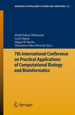 Abbildung von Mohamad / Nanni / Rocha / Fdez-Riverola | 7th International Conference on Practical Applications of Computational Biology & Bioinformatics | 2013