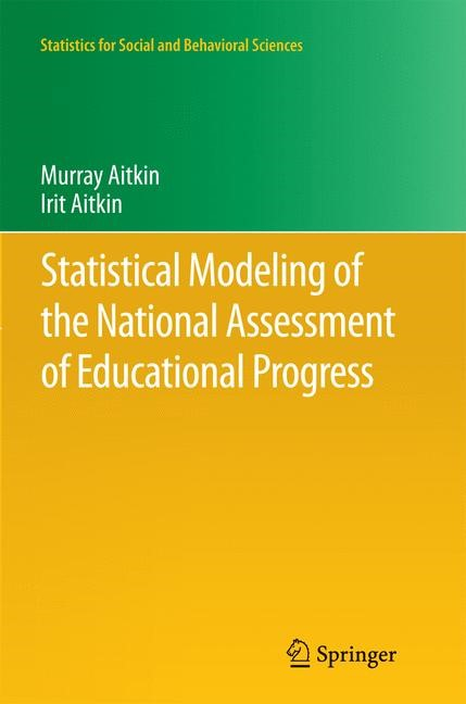 Abbildung von Aitkin | Statistical Modeling of the National Assessment of Educational Progress | 2013