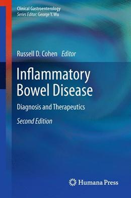 Abbildung von Cohen | Inflammatory Bowel Disease | 2013 | Diagnosis and Therapeutics