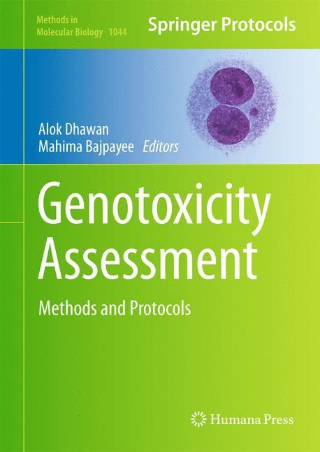 Abbildung von Dhawan / Bajpayee   Genotoxicity Assessment   2013