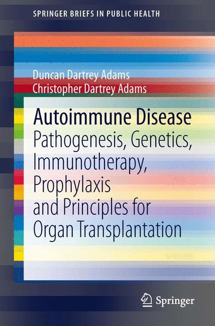 Autoimmune Disease | Adams, 2013 | Buch (Cover)