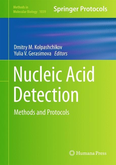 Abbildung von Kolpashchikov / Gerasimova | Nucleic Acid Detection | 2013