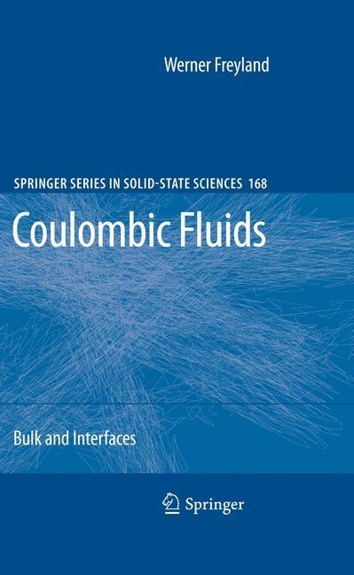 Abbildung von Freyland   Coulombic Fluids   2013