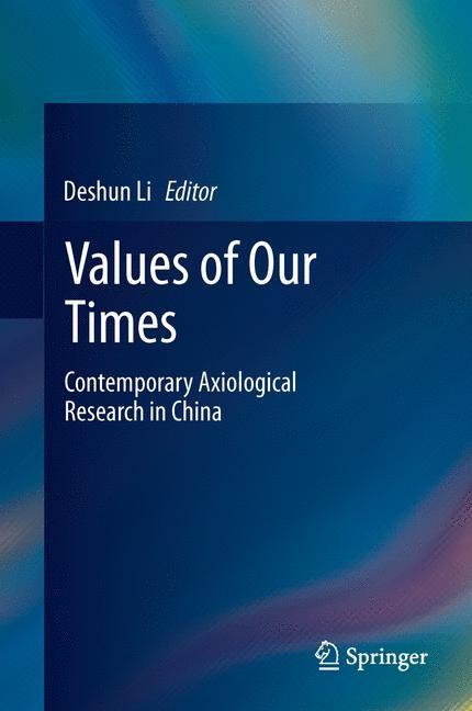 Abbildung von Li | Values of Our Times | 2013