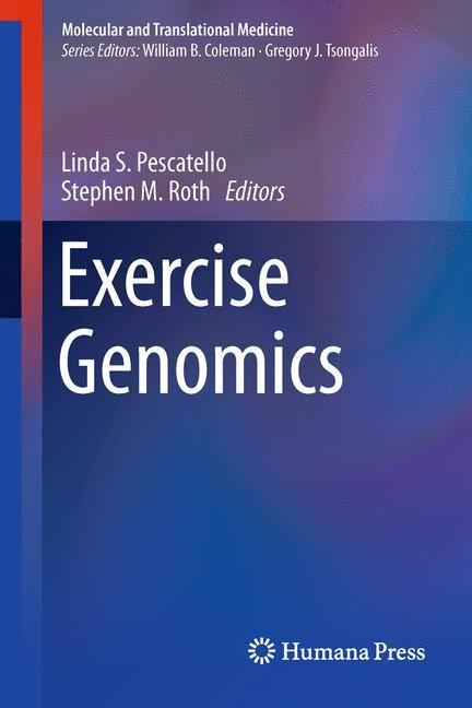 Abbildung von Pescatello / Roth | Exercise Genomics | 2013