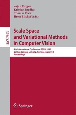 Abbildung von Kuijper / Bredies / Pock / Bischof   Scale Space and Variational Methods in Computer Vision   2013   4th International Conference, ...   7893