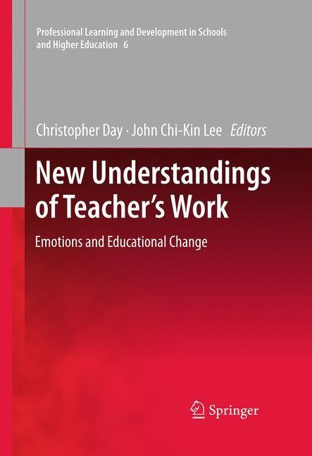 Abbildung von Day / Lee | New Understandings of Teacher's Work | 2013