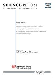 Abbildung von Zahlen | Beitrag zur kostengünstigen industriellen Fertigung von haupttragenden CFK-Großkomponenten der kommerziellen Luftfahrt mittels Kernverbundbauweise in Harzinfusionstechnologie | 2013