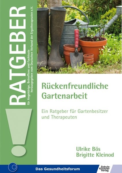 Abbildung von Bös / Kleinod | Rückenfreundliche Gartenarbeit | 2013
